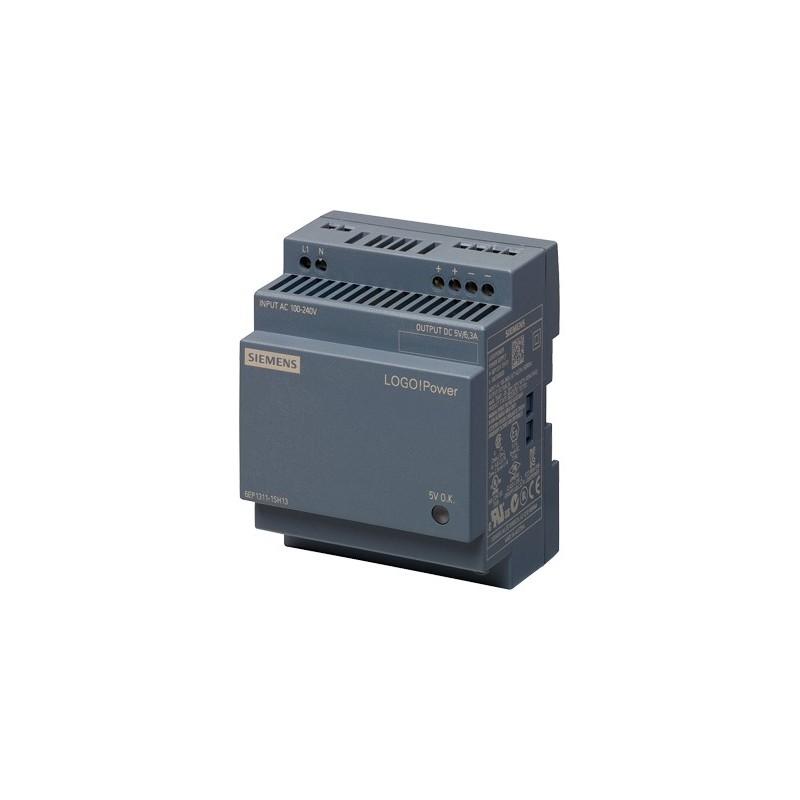 Siemens 6EP1311-1SH13 LOGO!POWER 5 V/6.3 A STABILIZED POWER SUPPLY